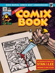 The best of comix book cover image