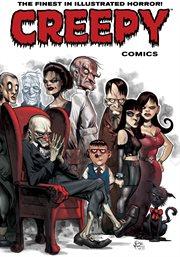 Creepy comics: 2008-2010. Volume 1 cover image
