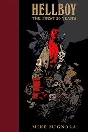 Hellboy the first 20 years cover image