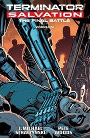 Terminator salvation Volume 1 final battle, cover image