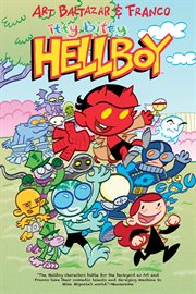 Itty bitty Hellboy cover image