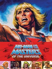 The art of He-Man and the masters of the universe cover image