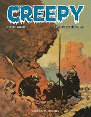 Creepy achives. Volume twenty cover image