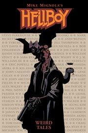 Hellboy Historias extrañas cover image