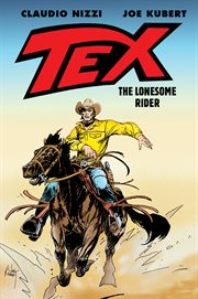 Tex: the lonesome rider cover image
