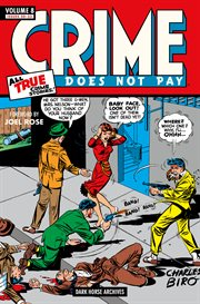 Crime does not pay archives vol. 8 cover image