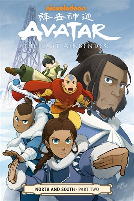 Cover image for Avatar: The Last Airbender: North And South Part 2