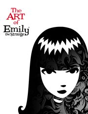 The art of Emily the Strange cover image