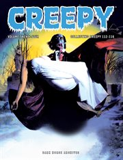 Creepy Archives, Volume 24. Issue 112-116 cover image