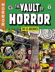 The Vault of Horror : issue 30-35. Issue 30-35 cover image