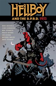 Hellboy and the B.P.R.D. Issue 1-5. 1953 cover image
