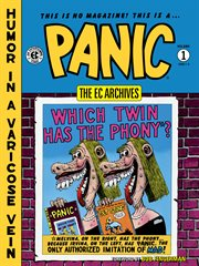 Panic. Volume 1, issue 1-6 cover image