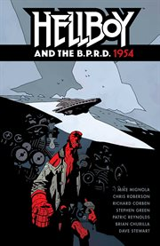 Mike Mignola's Hellboy and the B.P.R.D. Issue 1-5. 1954 cover image