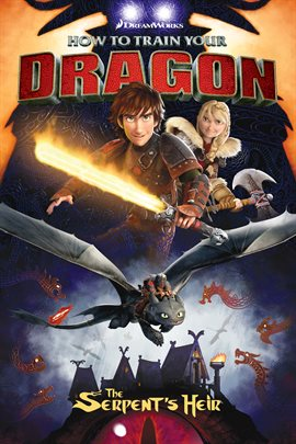 How to Train Your Dragon, book cover