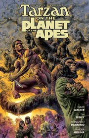 Tarzan on the Planet of the Apes cover image