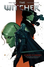 The Witcher. Volume 3, issue 1-5, Curse of crows cover image