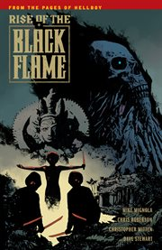 Rise of the Black Flame. Issue 1-5 cover image