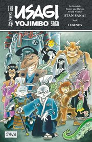 The Usagi Yojimbo saga : legends cover image
