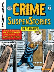 Crime SuspenStories. Issue 7-12 cover image
