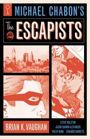 Michael Chabon's The escapists cover image