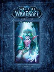World of warcraft chronicle. volume 3 cover image