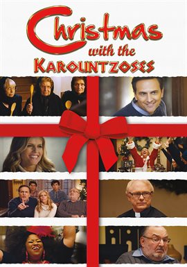 Christmas With The Karountzoses image cover