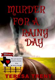 Murder for a rainy day cover image