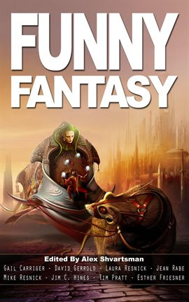 Cover image for Funny Fantasy