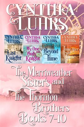 Cover image for Merriweather Sisters and Thornton Brothers Time Travel