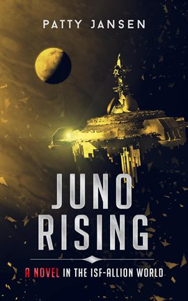 Cover image for Juno Rising