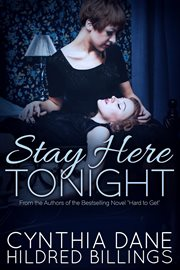 Stay here tonight cover image