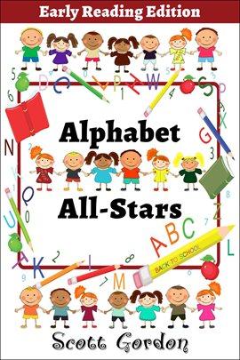 Cover image for Alphabet All-Stars