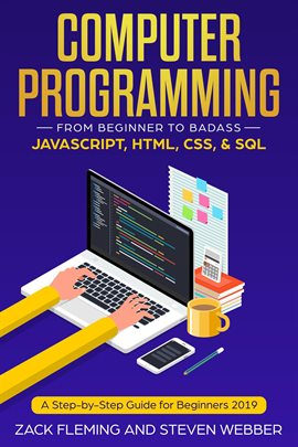 Cover image for Computer Programming