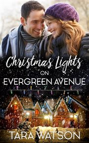 Christmas lights on evergreen avenue cover image