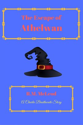 Cover image for The Escape Of Athelwan
