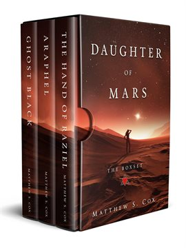 Cover image for Daughter of Mars Box Set
