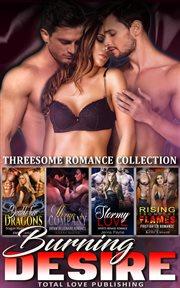 Burning desire : the seduction of smoking cover image
