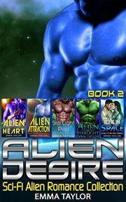 Alien desire cover image