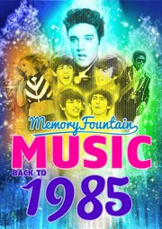 1985 memoryfountain music: relive your 1985 memories through music trivia game book careless whis cover image