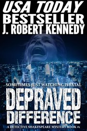 Depraved difference cover image