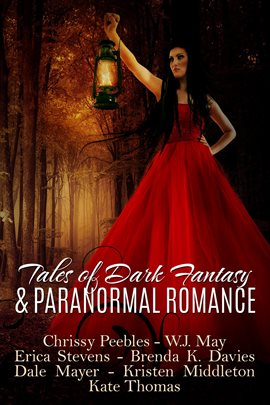Cover image for Tales of Dark Fantasy & Paranormal Romance
