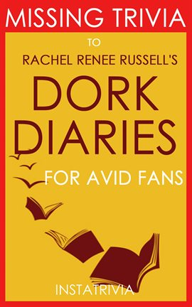 Cover image for Dork Diaries: by Rachel Renée Russell