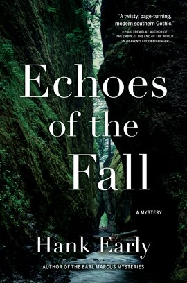 Echoes of the Fall Book Cover