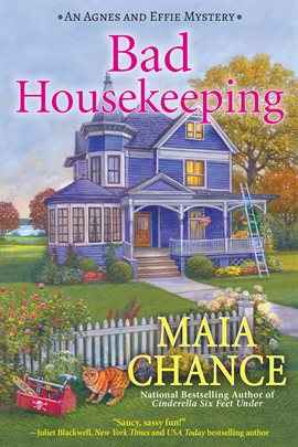 Cover image for Bad Housekeeping