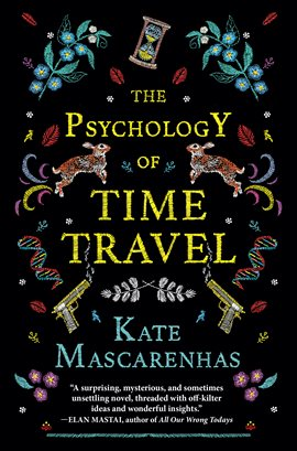 Cover image for The Psychology of Time Travel