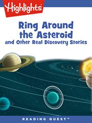 Ring around the asteroid and other real discovery stories cover image
