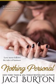Nothing personal cover image