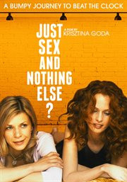 Just sex and nothing else cover image