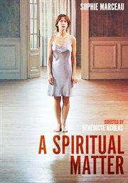 A spiritual matter cover image