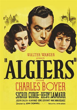 Cover image for Algiers
